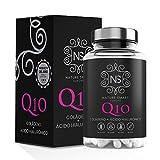 Collagene + Q10 + acido ialuronico + vitamina C |Pelle radiosa | Effetto anti-invecchiamento |100% naturale |2 capsule al giorno (90 UND)