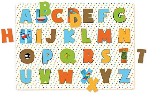 Vilac - 2733 - Encastrement Lettres