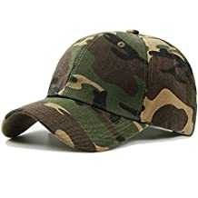 UxradG - Gorra de camuflaje militar para caza, pesca o actividades al aire libre,