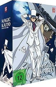 Magic Kaito: Kid the Phantom Thief - Vol.1 + Sammelschuber - Limited Edition