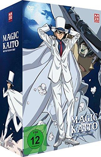 Bild von Magic Kaito: Kid the Phantom Thief - Vol.1 + Sammelschuber - Limited Edition