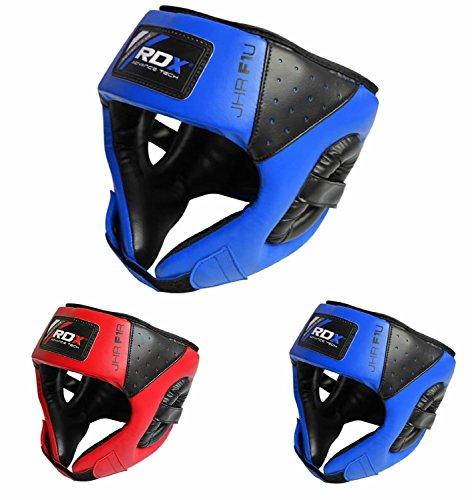 rdx-maya-hide-leather-kids-boxing-mma-headgear-junior-head-guard-children-youth-helmet