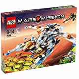 LEGO Mars Mission 7644: MX-81 Hypersonic Operations Aircraft