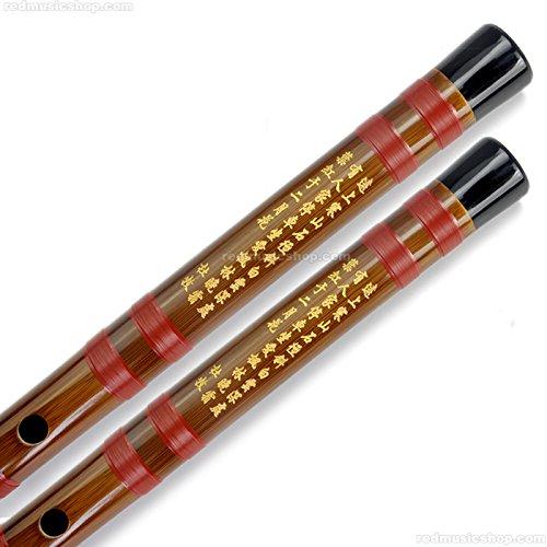 Professionell Bambus Flöte Dizi von Dong xuehua, Flöte Chinesischen F Key
