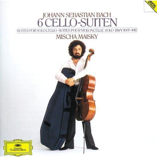J.S. Bach: Suite for Cello Solo No.4 in E flat, BWV 1010 - 2. Allemande