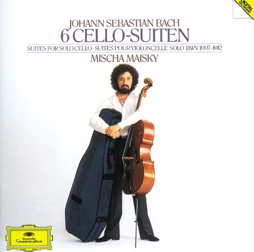 J.S. Bach: Suite For Cello Sol...
