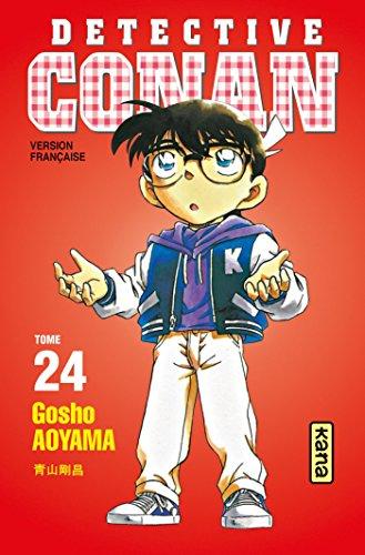 Détective Conan - Tome 24