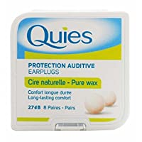 5 x Quies Wax Ear Plugs 8 Pairs Five packs - Super Deal