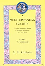 A Mediterranean Society: The Jewish Communities of the Arab World as Portrayed in the Documents of the Cairo Geniza, Vol. II: The Community (Near Eastern Center, UCLA) by S. D. Goitein (1999-05-19)