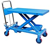 500kg Scissor Lift Hydraulic Platform Table