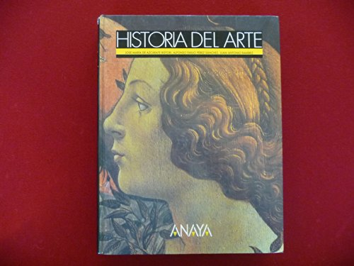 Historia del arte (cou) por Jose Azcarate