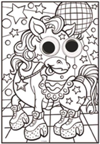 Crayola 5124 Album Da Colorare Animali Divertenti