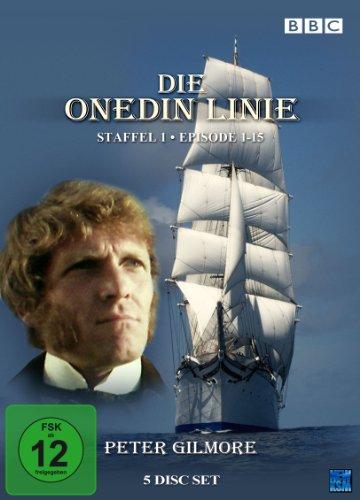 Die Onedin Linie - Vol. 1: Episode 1-15 (5 Disc Set) (Bond Box-set-dvd-james)