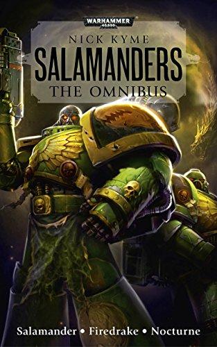 Salamanders: The Omnibus (Warhammer 40,000) (English Edition)