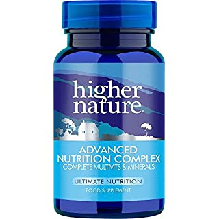 (2 Pack) - Higher Nature - PN Advanced Nutrition Complex | 90's | 2 PACK BUNDLE
