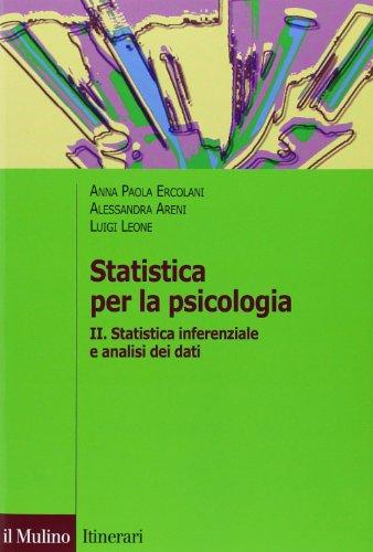 Statistica per la psicologia: 2