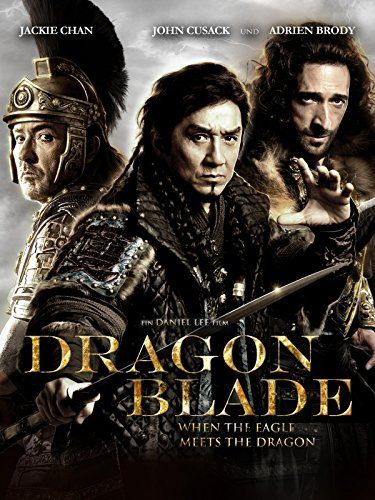 Dragon Blade Cover