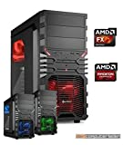 dercomputerladen Gamer Aufrüst PC System AMD, FX-6300 6x3,5 GHz, 8GB RAM, Radeon HD3000 -1GB