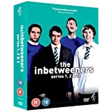 The Inbetweeners: Channel 4 Complete Series 1, 2 & 3 DVD Exclusive Extras And Deleted Scenes