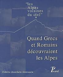 Quand Grecs et Romains découvraient les Alpes