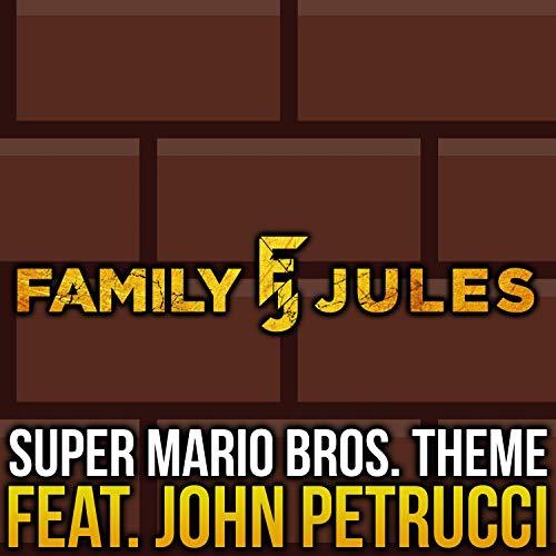 Super Mario Bros. Theme (feat. John Petrucci)