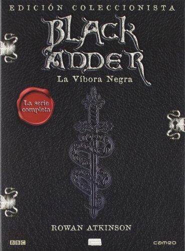 Black Adder: La Víbora Negra - La Serie Completa [DVD]