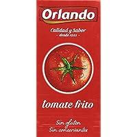 Orlando - Tomate Frito Clásico, 780 g - [pack de 4]