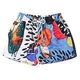 CICIYONER Badehose für Damen Trocknen schnell am Strand Surfen Laufen Schwimmen Wassershorts S-XXXXL