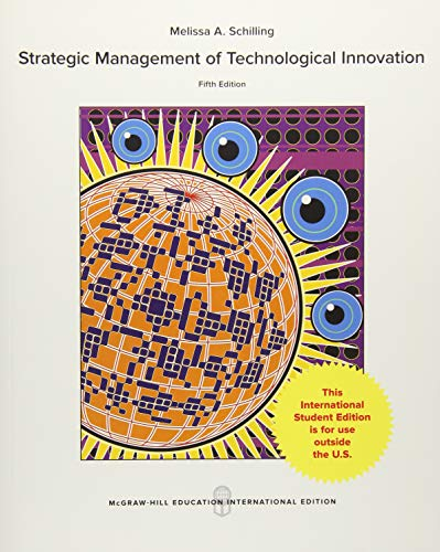 Strategic management of technological innovation (Ingegneria)