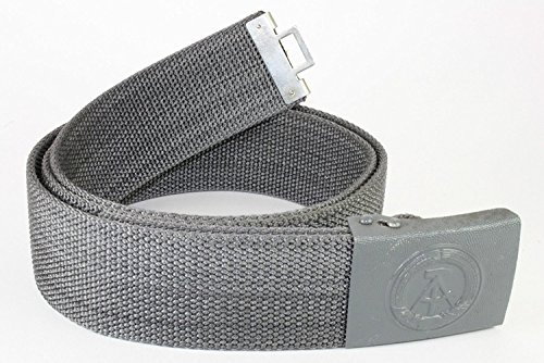 Preisvergleich Produktbild NVA Feldkoppel grau verschiedene Größen, Uniform-Koppel Felddienstkoppel Gürtel FDU gebraucht