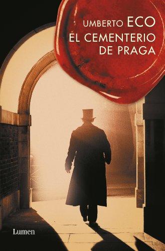 El cementerio de Praga por Umberto Eco