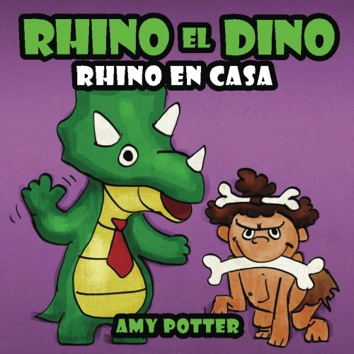 Rhino el Dino - Rhino en Casa
