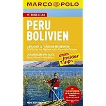 MARCO POLO Reiseführer Peru, Bolivien