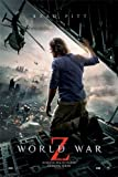 World War Z Póster Brad Pitt
