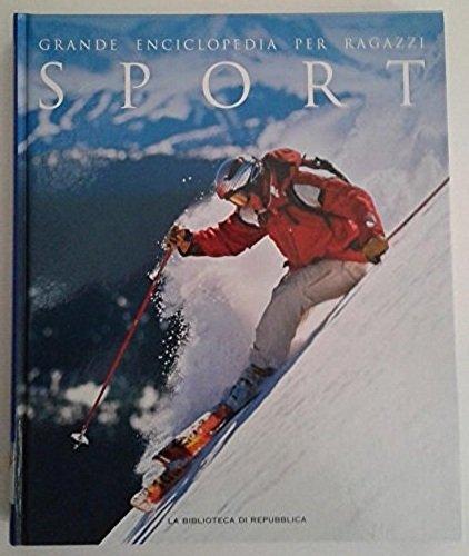 Usato, Grande enciclopedia per ragazzi: sport usato  Spedito ovunque in Italia