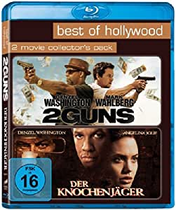 2 Guns/Der Knochenjäger - Best of Hollywood/2 Movie Collector's Pack [Blu-ray]