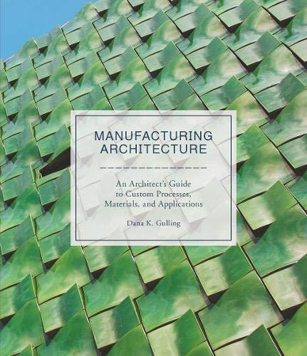 Manufacturing Architecture: