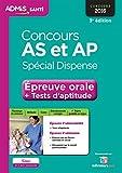 Image de Concours AS et AP - Spécial dispense - Épreuve orale et tests d'apti