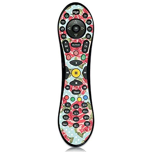 shabby-chic-reticolo-delle-rose-virgin-media-tivo-telecomando-adesivo-copertura-in-vinile