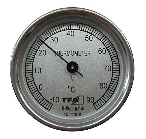 TFA Kompost Thermometer (Edelstahl-kompost-thermometer)