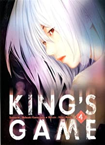 King's Game Edition simple Tome 4