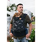Ergonomic Baby Carrier Tula Standard Baby Fleet Front and Back from Newborn to Child Safe with Hood 7-20 kg