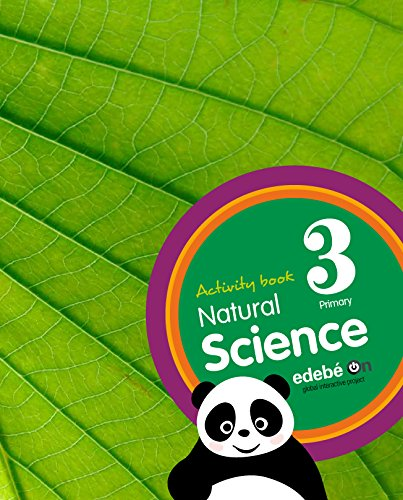 Natural Science 3 Activity Book - 9788468323817