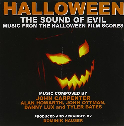 track of Evil (Halloween-soundtrack-cd)