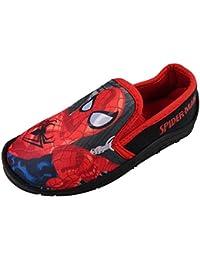 Spiderman - Zapatillas de estar por casa de Material Sintético para niño