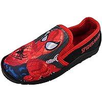 Spiderman, Pantofole