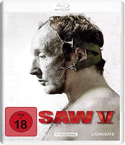 Saw V - White Edition [Blu-ray]
