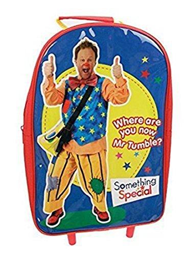 Mr. Tumble Something Special Wheeled Bag