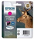 Epson Original T1303 Tinte Hirsch, wisch- und wasserfeste (Singlepack) magenta XL