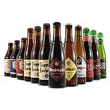 """Craft Beer Paket """"Belgische Biervielfalt"""", MEHRWEG (11 x 330 ml/1x 250ml)"""
